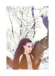 White tree by underdash23
