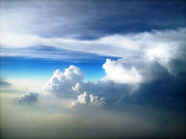 Sky Blue by kazicreations