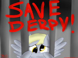 Save Derpy! by MikorutheHedgehog