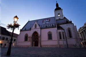 St. Marko's Crurch I by hrvojemihajlic