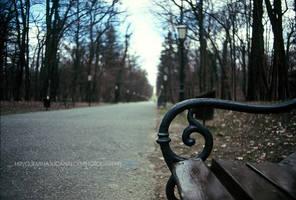 Blue Morning II by hrvojemihajlic