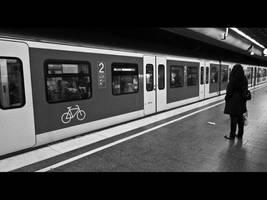 Lonely passengers III by hrvojemihajlic