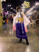 Yuna cosplay by mandyblue