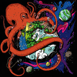 Homeostasis of Universe by Mesozord