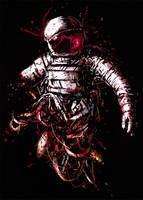 Rotten Astronaut by Mesozord