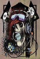 Celldweller, Undead Destroyer of Worlds by Mesozord