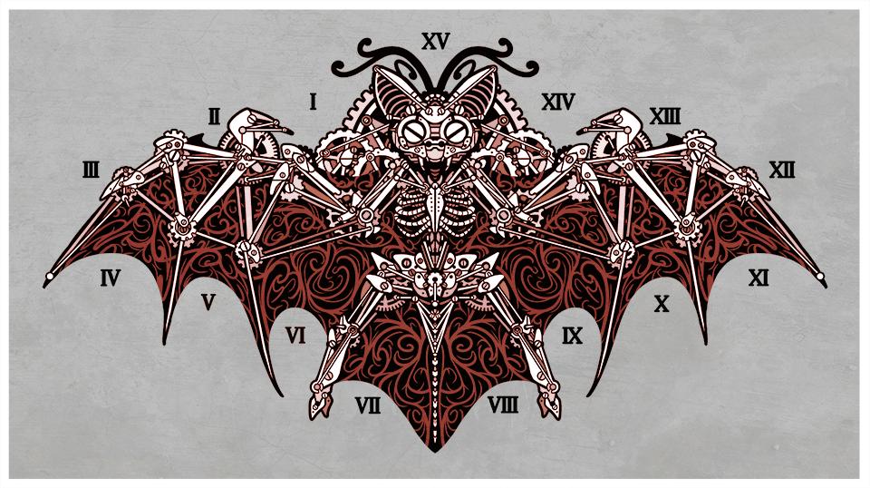 Mecha Bat by Mesozord