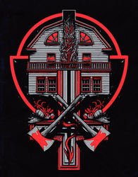 The Amityville Horror by Mesozord