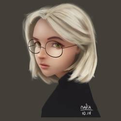 Portrait Study by NRA1447