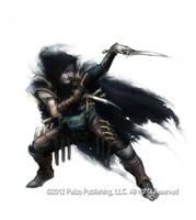 Dagger Master by Satibalzane