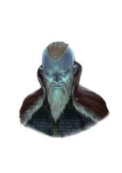 Frost Giant Magus by Satibalzane