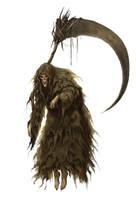 Grim Reaper by Satibalzane