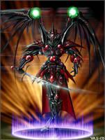 Warrior by Vas-co