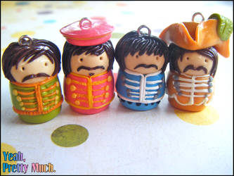 Sgt. Pepper's Charms by Cinnamonster
