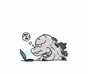 WAIT... by dinosaurbook