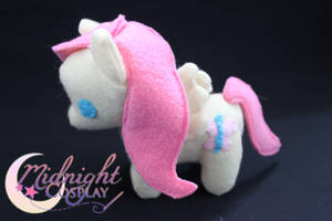 Fluttershy Plush by NsomniacArtist