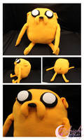 Jake Plush by NsomniacArtist