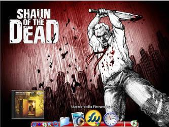 desktop of the dead by 00WIZ