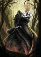 Dark Mage by Forge-T