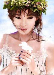 Dara 2NE1 by lun616