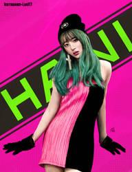 Hani EXID by lun616