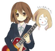 K-ON by meisamotsunabe