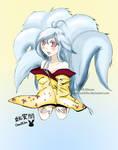 Kitsune by Choc0Chu