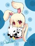 Bunny vers 2 by Choc0Chu