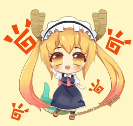 Tohru by choc0chu by Choc0Chu