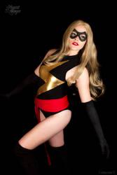 Ms Marvel cosplay by Naomi-R-Dreyar