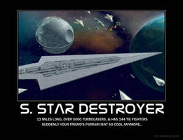 Super Star Destroyer Epic Win by shadownickmcnick
