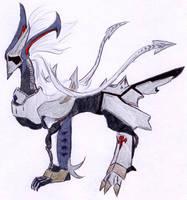 Hydra Mirage dragon by Talec