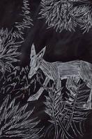 Blackpaper Yohko Kurama by Talec