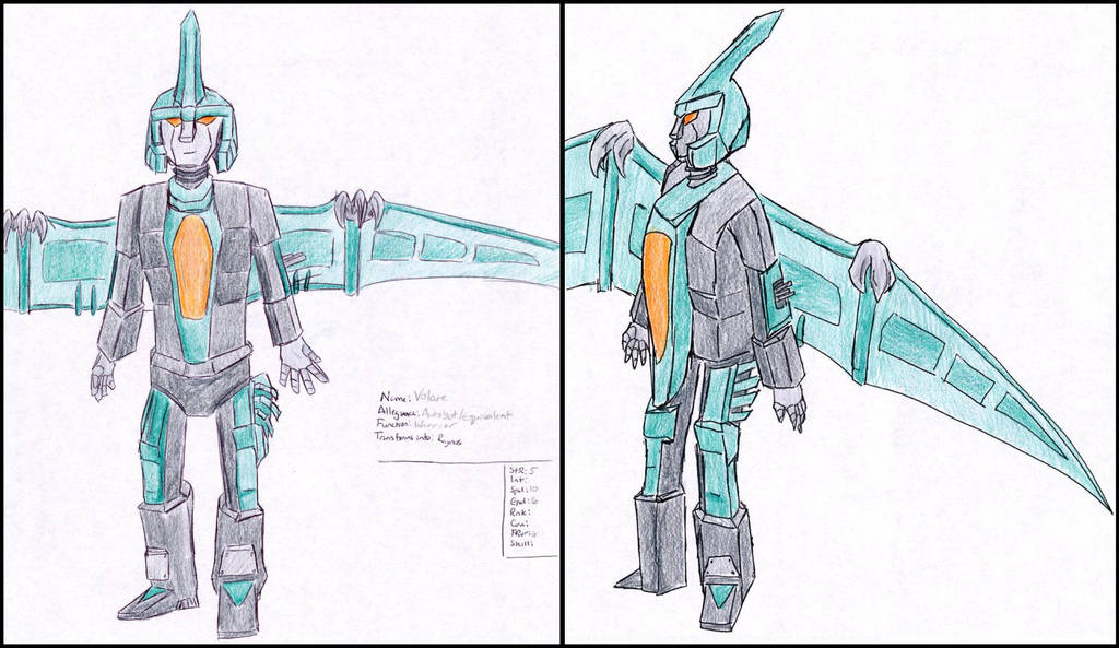 2003: Raynos TF style study thing! by Talec