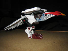 Nighthawk Zoid early stage by Talec