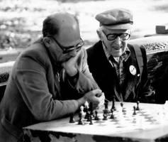 Contemplating Chess - 2 by vbubnov