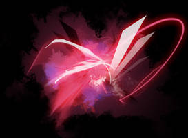 Abstract Wallpaper by DivineArtistry