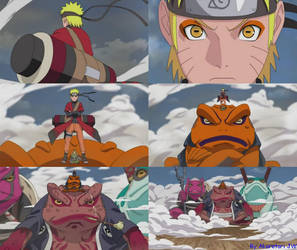 Naruto is finally here !! by AkuretariJW