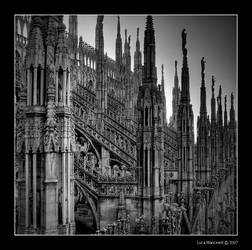 Gothic legend by Luke-ro