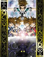 Kingdom Hearts - Enchant by Nanaga