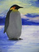 Penguin Far, Penguin Near by degarnemai