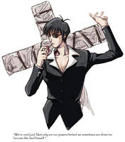 Wolfwood by FullMetalDeviant