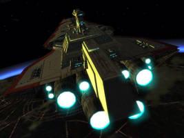 Republic Cruiser Valiant 2 by Vince-T