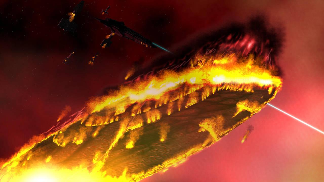 For Bricera VI: Descent by Vince-T