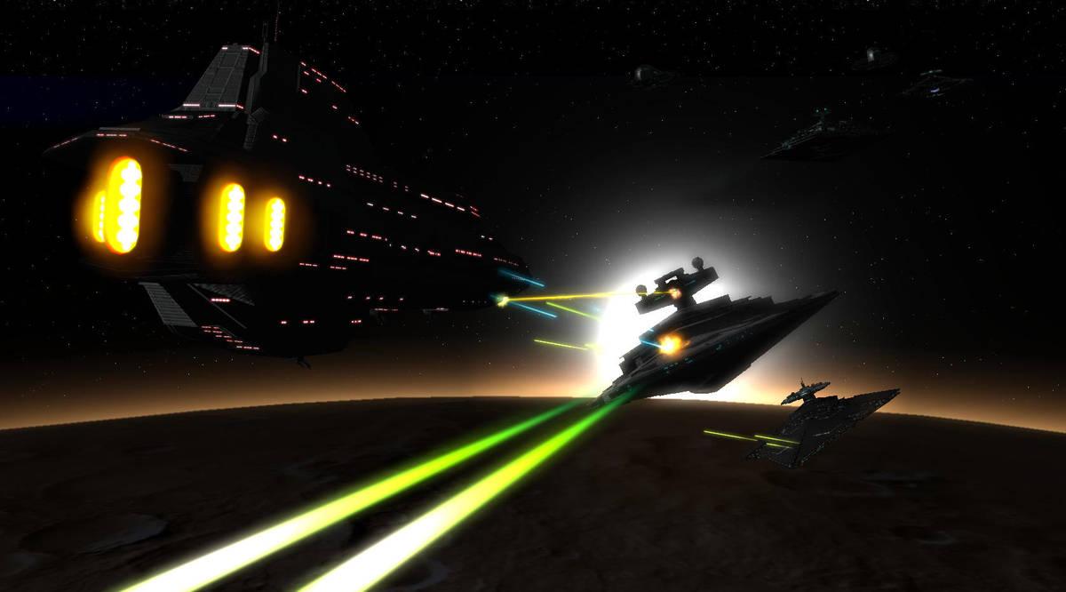 Calim VI: Bold maneuvers by Vince-T