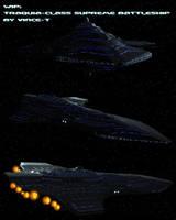 WIP: Traquia-class Battleship by Vince-T