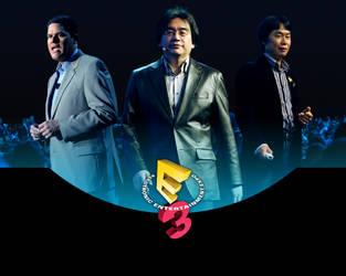 Nintendo E3 Wallpaper by mrkingboo