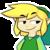 Super Smug Toon Link