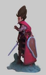 stern traveller by sirallon