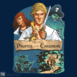 'Pirates of the Caribbean' by angicita by Teebusters